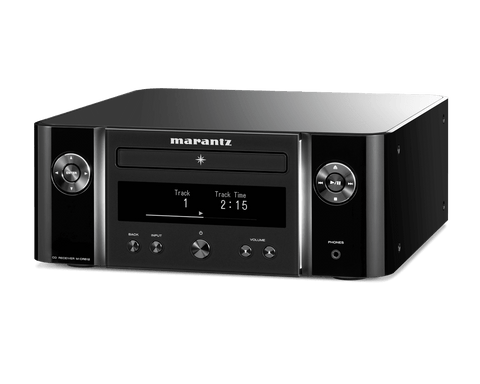 Marantz MELODY X M-CR612 True HiFi Network System - Black