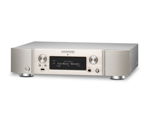 Marantz NA6006  Network Audio Player - SilverGold
