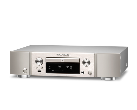 Marantz ND8006 Network Audio Player - SilverGold