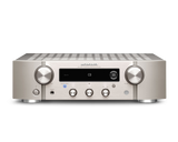 Marantz PM7000N Integrated Stereo Amplifier with HEOS Built-in - SilverGold