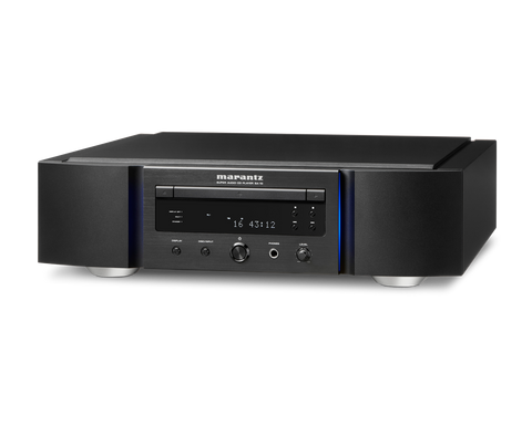 Marantz SA-10 Super Audio CD player with USB DAC and digital inputs - Black