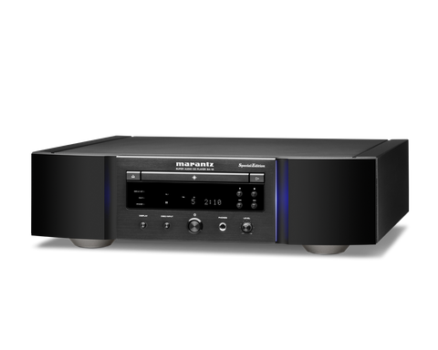 Marantz SA12SE Special Edition Super Audio CD Player with DAC - Black