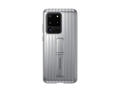 Samsung S20 Ultra Protective Cover - Silver