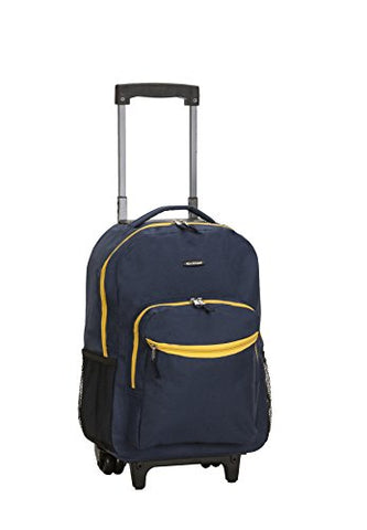 17 ROLLING BACKPACK