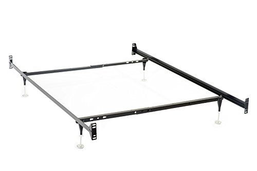 Bolt-On Bed Frame for Twin and Full Headboards and Footboards