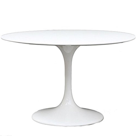 Lippa 40 Round Fiberglass Dining Table
