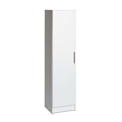 "Elite 16"" Narrow Cabinet, White"