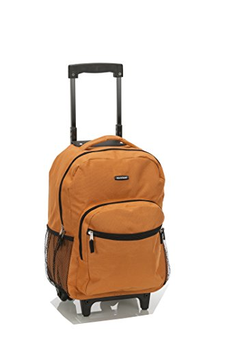"17"" ROLLING BACKPACK"