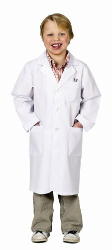 Jr. Lab Coat, 3/4 Length, size 2/3