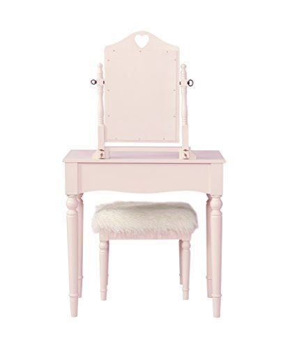 Sadie Pink Youth Vanity Set