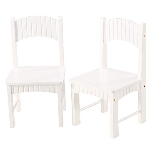 Henry White Set of Two Chairs