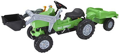 Big Jimmy Loader plus Trailer