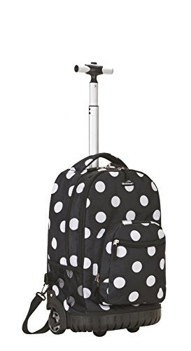 "19"" ROLLING BACKPACK"