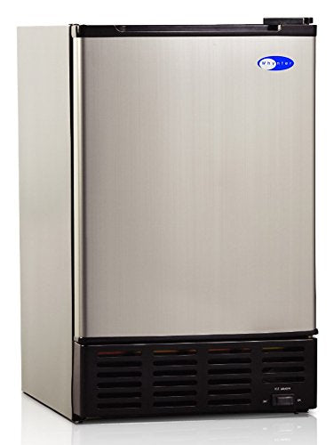 Whynter Stainless Steel Built-In Ice Maker
