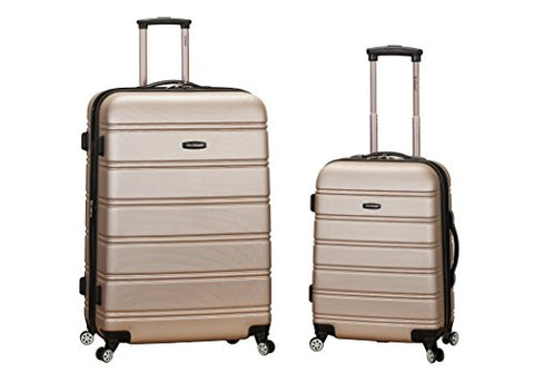 20` 28 2PC EXPANDABLE ABS SPINNER SET