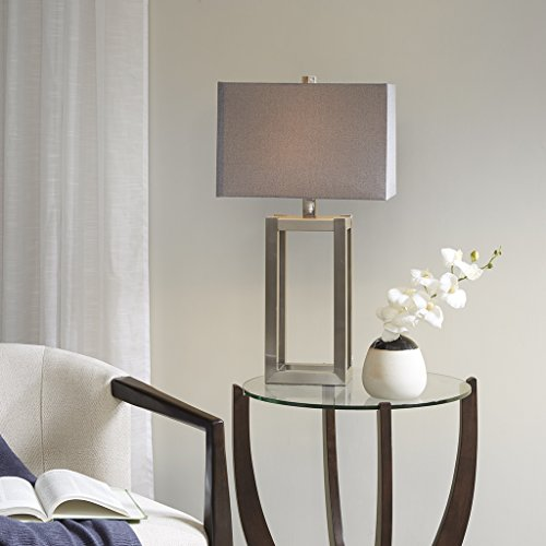 Table Lamp1 Table Lamp:16.5W x 11D x 29.5HSilverMP153-0014