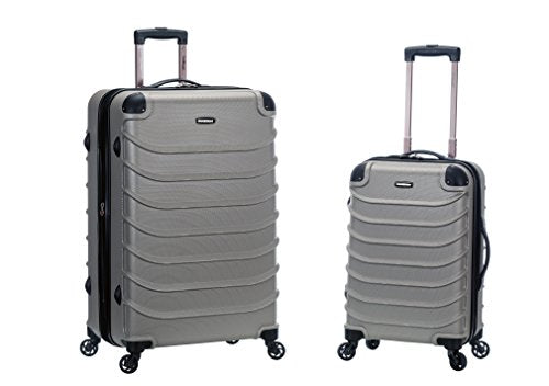 "SPECIALE 20"", 28"" 2 PC. EXPANDABLE ABS SPINNER SET"