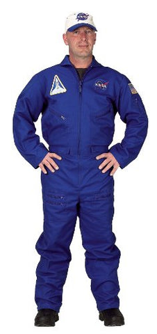 Adult Flight Suit w/Embroidered Cap` size Adult Large