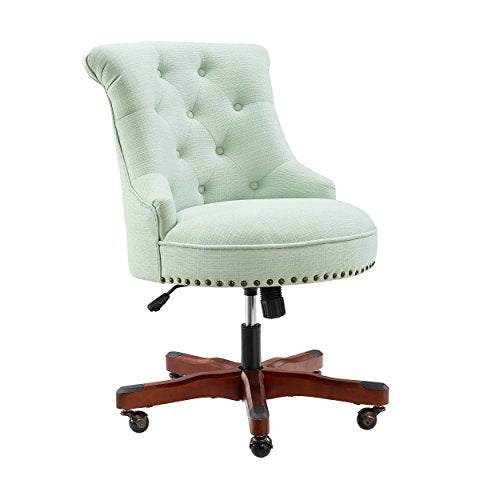 Sinclair Mint Green Office Chair