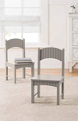 Henry Gray Set of Two Chairs