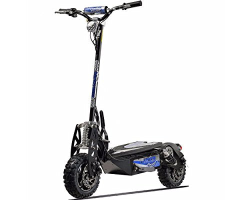 1600w Electric Scooter Black