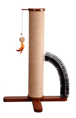 Purfect 3-in-1 Scratcher Post