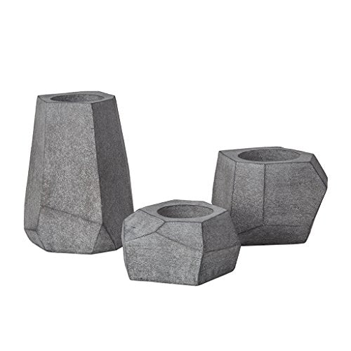 Grey Planters- Set of 31 Planter:8.66