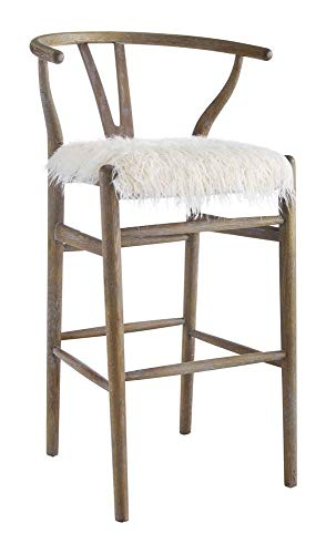 Ellis Wishbone Bar Stool