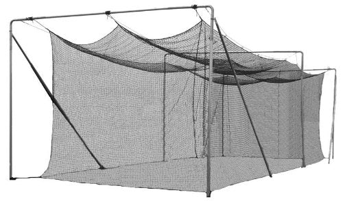 Cimarron 55x14x12 36 Twisted Poly Batting Cage Net