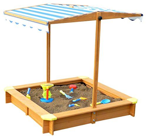 Sandbox with Canopy