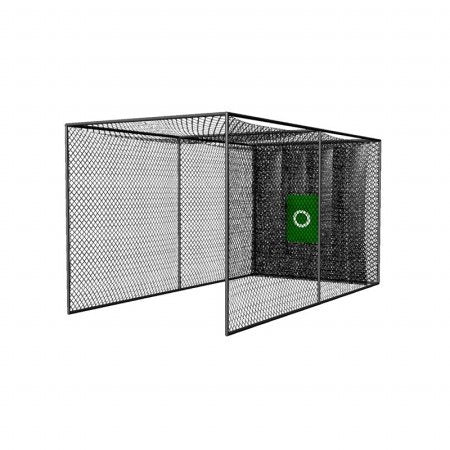 Cimarron 20x10x10 Masters Golf Net with Frame Kit