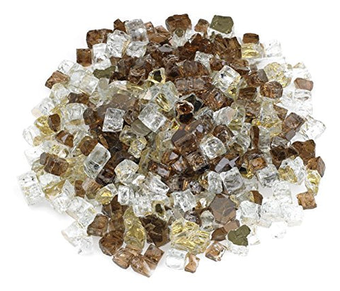 1/4 Zion Reflective Fire Glass` 10 lb. Bag