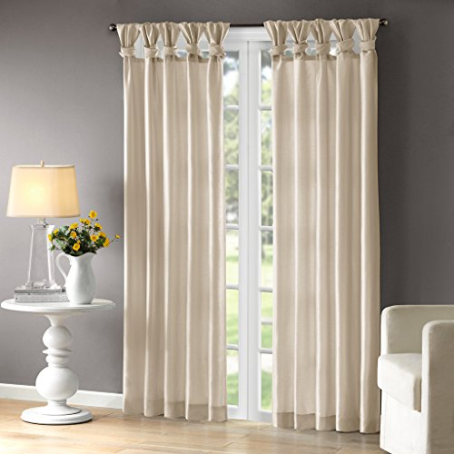 Window Curtain1 Window Panel:50x95ChampagneWIN40-120