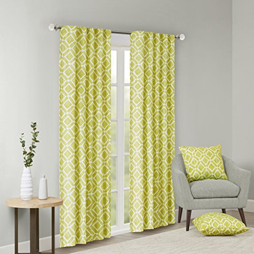 Window Curtain1 Window Panel:42x84GreenWIN40-103