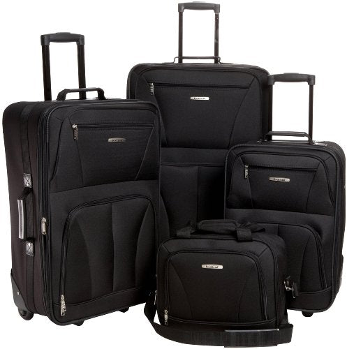 4 PC LUGGAGE SET