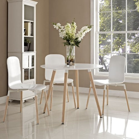Track Round Dining Table