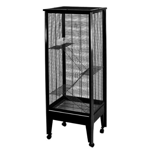 Medium - 4 Level Small Animal Cage on Casters