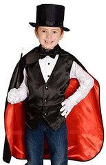 Jr. Magician w/Top Hat, OSFM ages 4-10