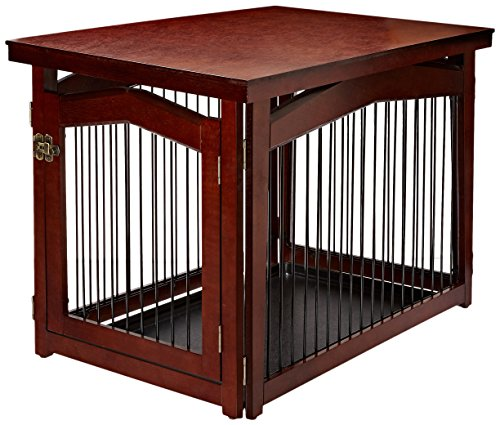 2-in-1 Crate and Gate` Medium