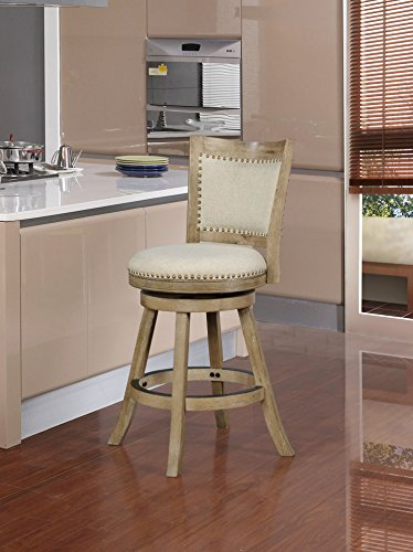 Tift Gray Counter Stool