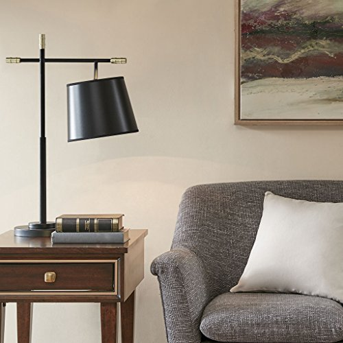 Table lamp1 Webster Table lamp:18.5W x 8D x 28.5HShade Size:8Dx10Dx8HBase Dimensions:18.5Wx10Dx28HCord Length:72BlackMP153-0147