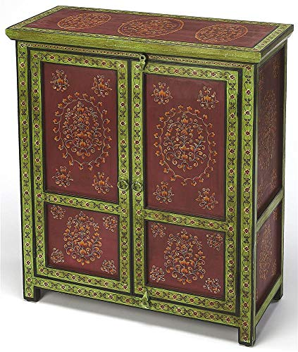 BUTLER DISHA HAND PAINTED CHEST