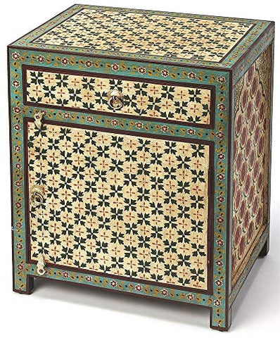 BUTLER PERNA HAND PAINTED CHEST
