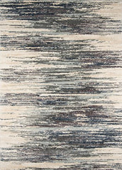 "Momeni Rugs LIMA0LI-07GRY5376 Lima Collection Contemporary Area Rug, 5'3"" x 7'6"""
