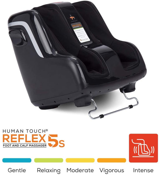 Reflex5s Foot and Calf Massager