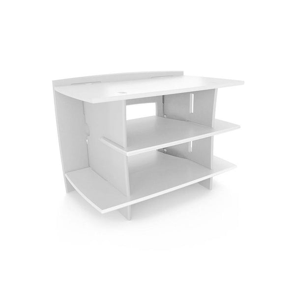 Kids Gaming Center Stand` White` 33 x 24 x 22