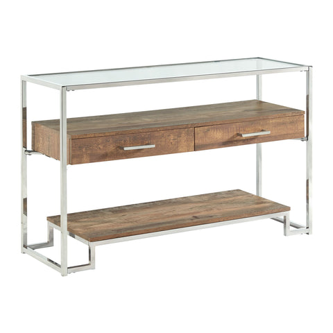 Picket House Furnishings Hampton Rectangle Storage Sofa Table