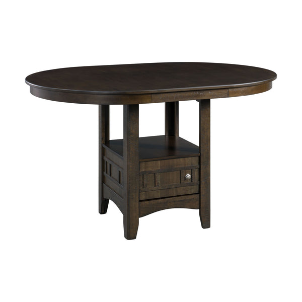 Picket House Furnishings Sam Distressed Pub Dining Table