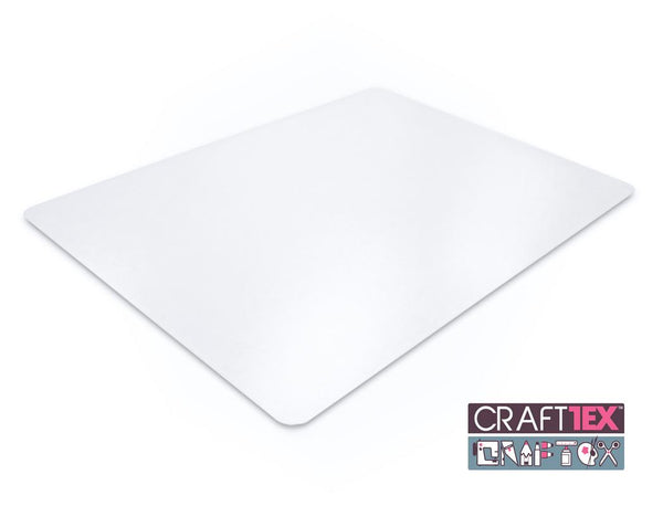 "Craftex Ultimate Polycarbonate Anti-Slip Table Protector (20"" x 36"")"
