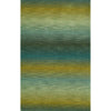 Liora Manne Ombre Stripes Indoor Rug Blue 42X66